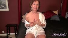 AuntJudys .. 60yo Texas Auntie Marie wants to get pregnant (VIRTUAL POV)
