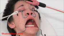 Bizarre asian medical bdsm and oriental Mei M