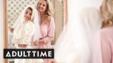 Stepmom Julia Ann Confesses Love Before Daughter's Wedding-GIRLCORE